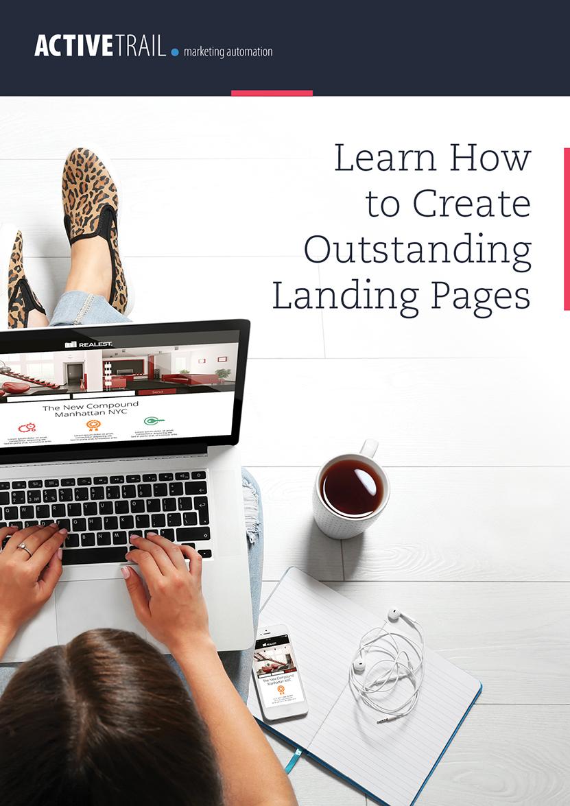 Aprende a crear grandiosas Landing Pages