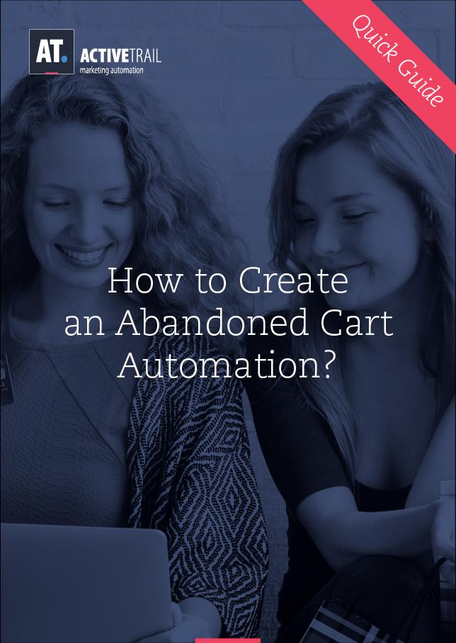 Guía rápida – Cómo crear tu primera automatización de 'Carrito abandonado'