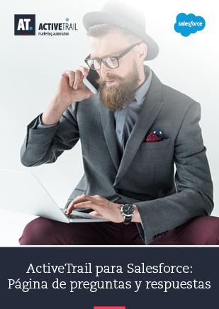 •ActiveTrail para Salesforce: Preguntas frecuentes